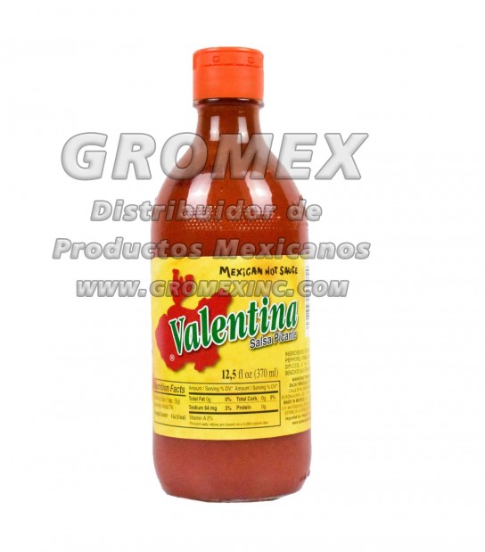 Valentina Salsa Roja 24/12.5 oz