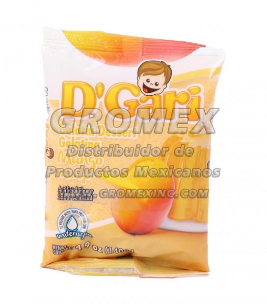 D'gari Agua Mango 24/4.9 oz