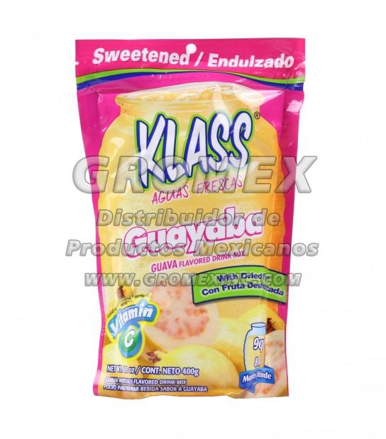 Klass Listo Guayaba 18/400 gr