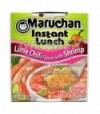 Maruchan Shrimp Lime/Chili 12/2.25 oz