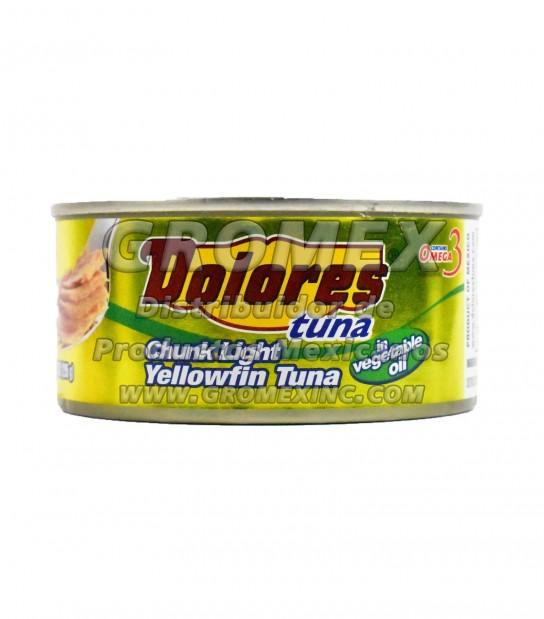 Dolores Atun Aceite 24/10 oz