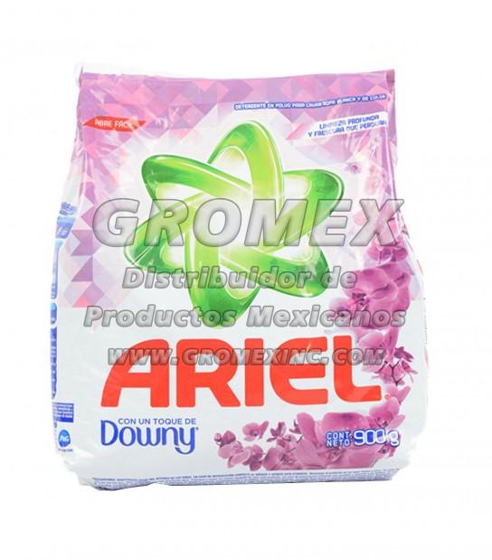 Ariel Detergent Con Downy 20/900 gr
