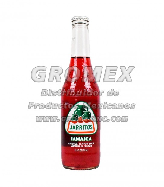 Jarritos Jamaica 24/12.5 oz