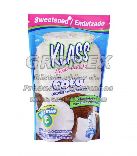 Klass Listo Coco 18/400 gr