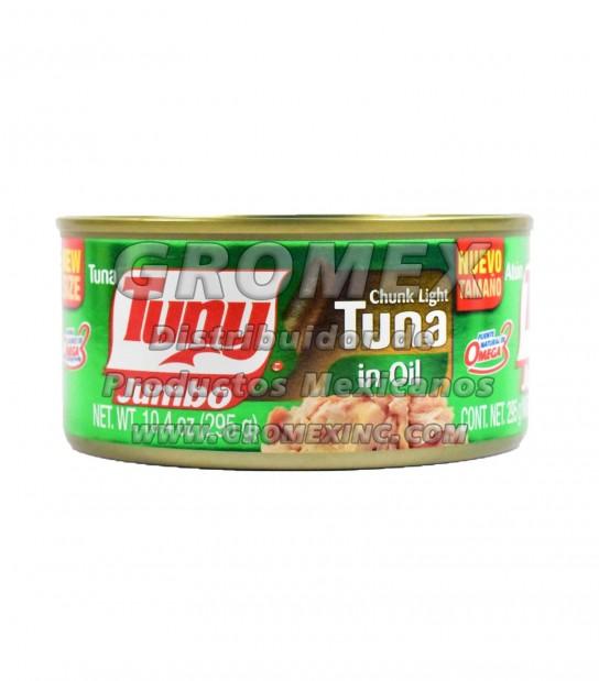 Tuny Atun Aceite 24/10.4 oz
