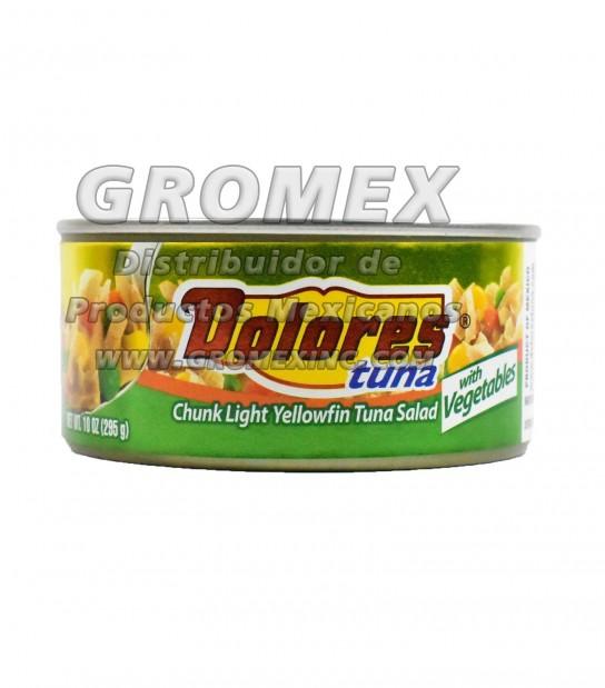 Dolores Atun Con Verduras 24/10 oz