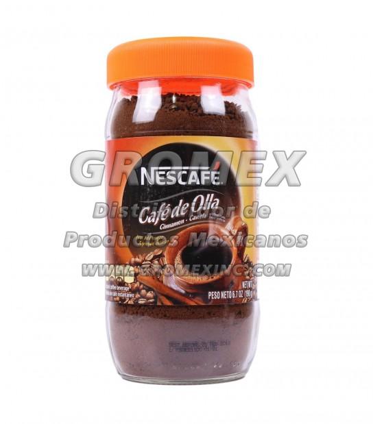 Nescafe Cafe De Olla 6/6.7 oz
