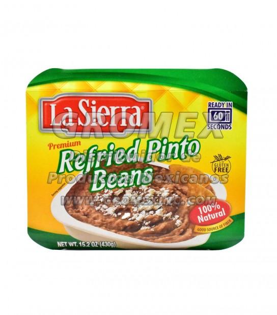 Sierra Refrito Pinto 12/15.2 oz