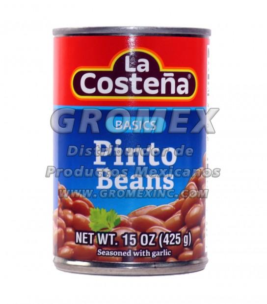 La Costeña Basic Pinto 12/15 oz