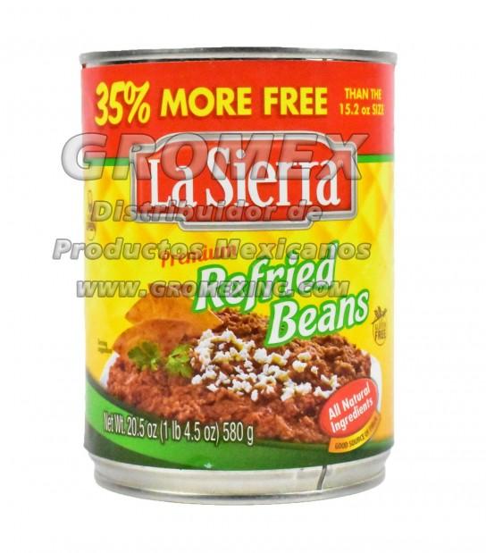Sierra Refrito Pinto 12/20.5 oz