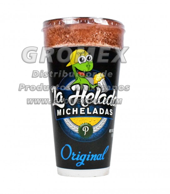 La Helada Michelada Original 24/.6 oz