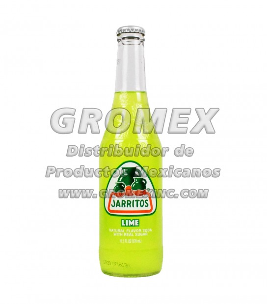 Jarritos Limon 24/12.5 oz