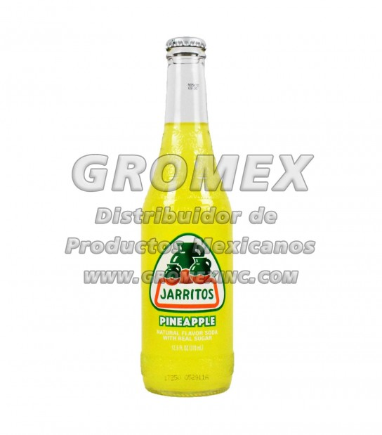 Jarritos Piña 24/12.5 oz