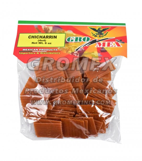 Gromex Chicharrin 4x4 20/6 oz