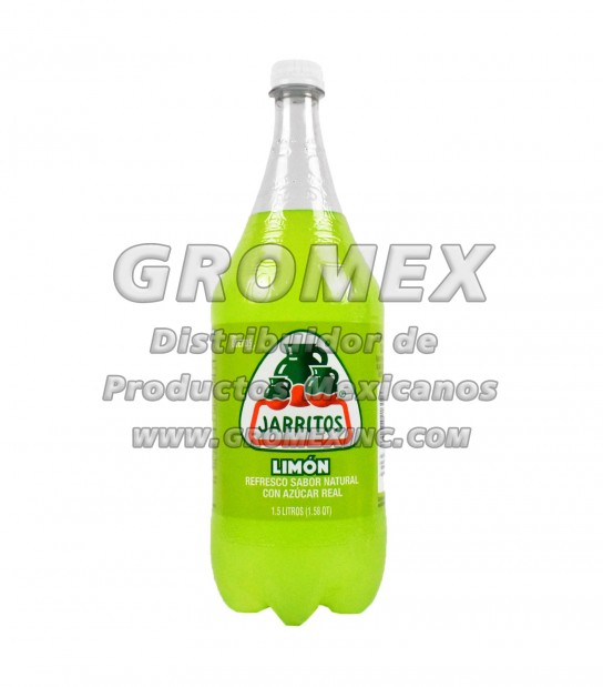 Jarritos Limon 8/1.5 lt