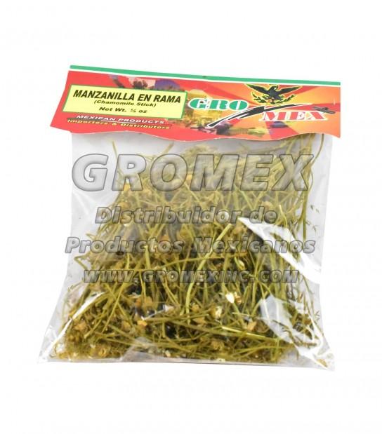 Gromex Esp Manzani En Rama 30/.5 oz