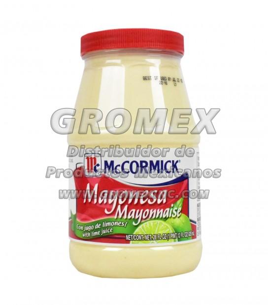 McCormick Mayonesa 12/28 oz