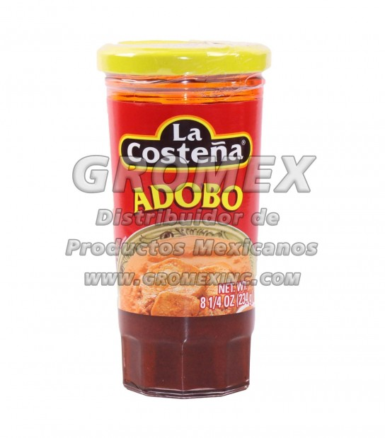La Costeña Adobo 12/8.25 oz