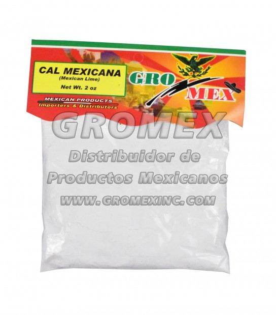 Gromex Esp Cal Meixcana 30/2 oz