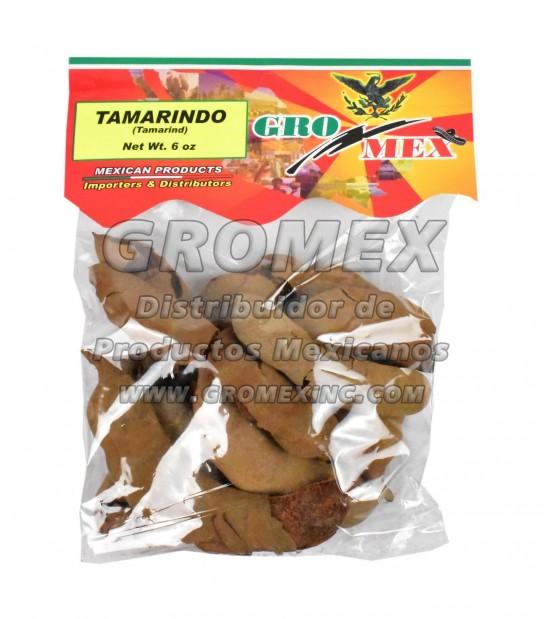 Gromex Tamarindo Vaina 20/6 oz
