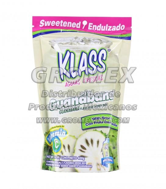 Klass Listo Guanabana 18/400 gr