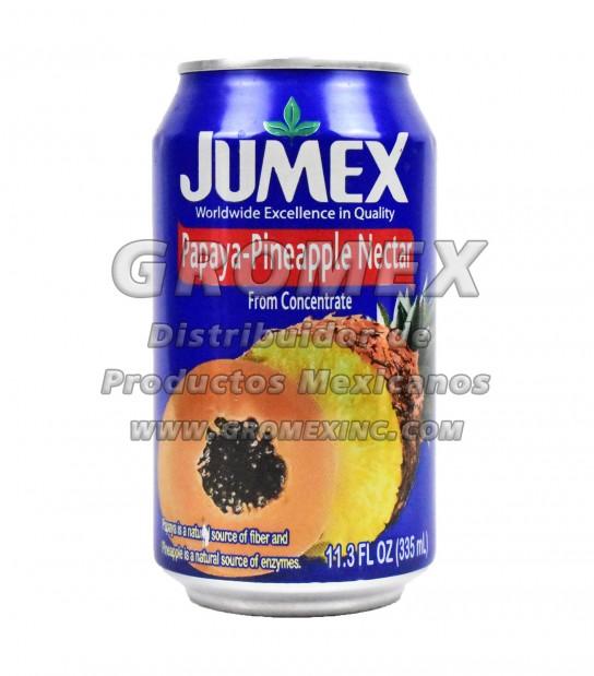 Jumex Nectar Papay/Piña 24/11.3 oz