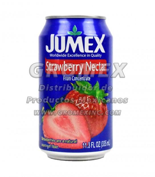 Jumex Nectar Fresa 24/11.3 oz
