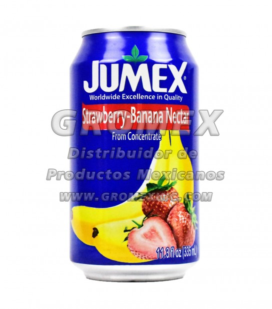 Jumex Nectar Fresa/Banana 24/11.3 oz