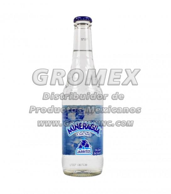 Jarritos Mineragua 24/12.5 oz