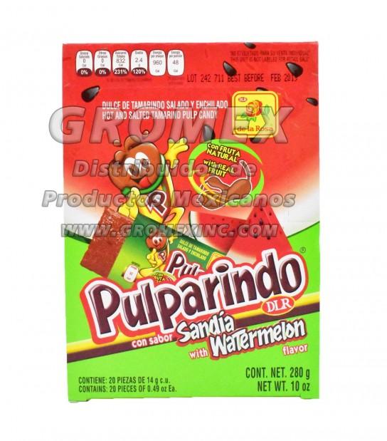 De La Rosa Pulparindo Sandia 32/20 pc