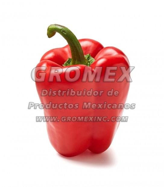 Prod Bell Pepper Rojo