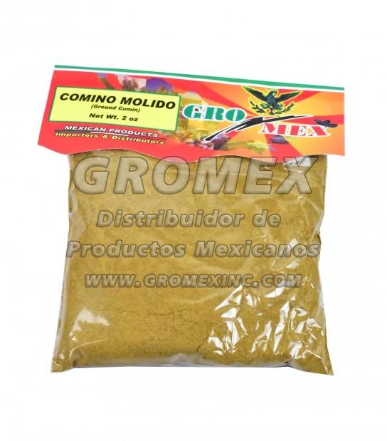 Gromex Esp Comino Molido 30/2 oz