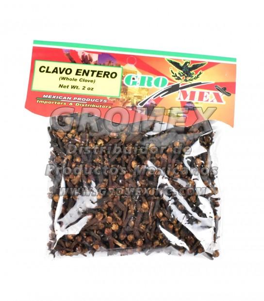 Gromex Esp Clavo Entero 24/2 oz - GROMEX