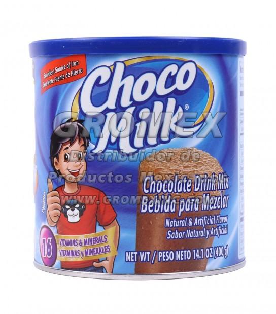 Choco Milk Chocolate 12/400 gr
