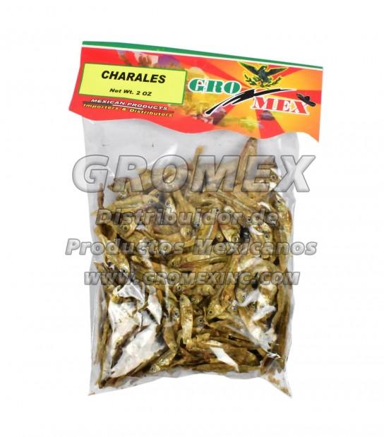 Gromex Esp Charales 24/2 oz