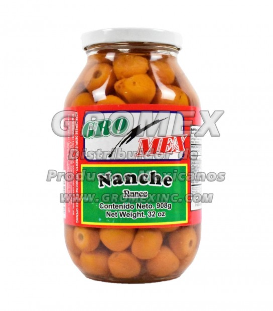 Gromex Almibar Nanche 12/32 oz