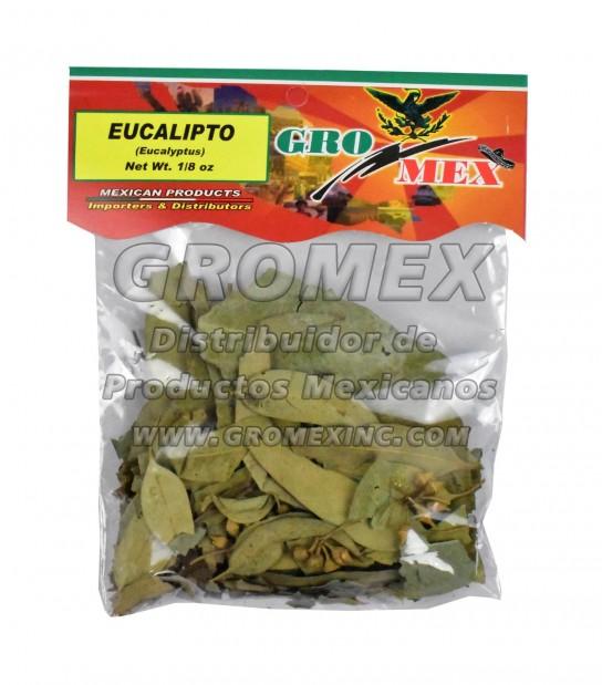 Gromex Esp Eucalipto 30/.125 oz