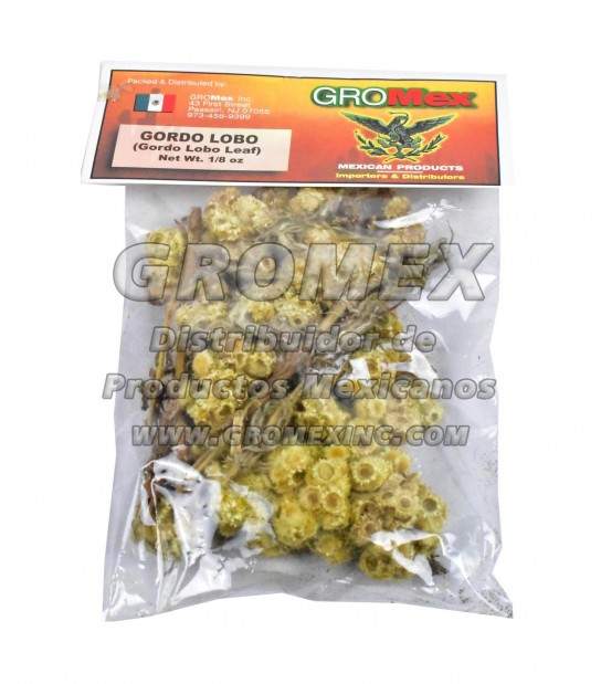 Gromex Esp Gordo Lobo 30/.125 oz
