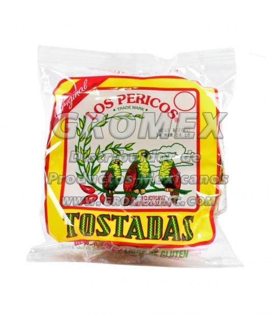 Perico Tostadas 15/4.5 oz
