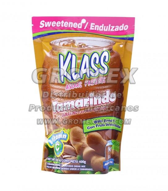 Klass Listo Tamarindo 18/400 gr