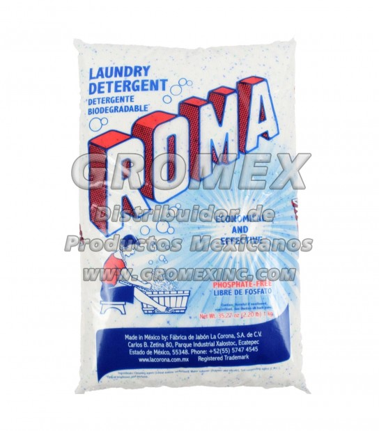 Roma Detergente 18/1 kg