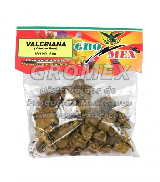 Gromex Esp Valeriana 30/1 oz