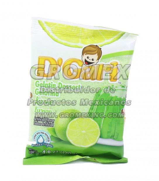 D'gari Agua Limon 24/4.9 oz