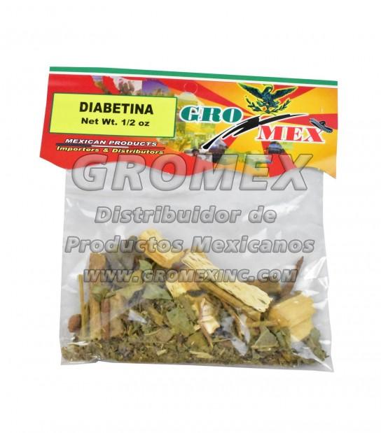 Gromex Esp Diabetina 30/.5 oz