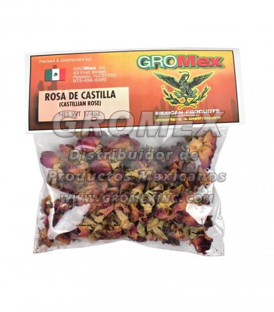 Gromex Esp Rosa De Castil 30/.25 oz