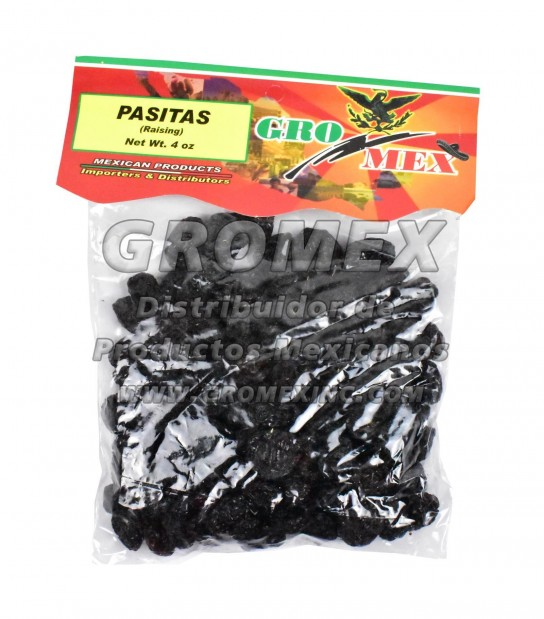 Gromex Esp Pasitas 30/4 oz