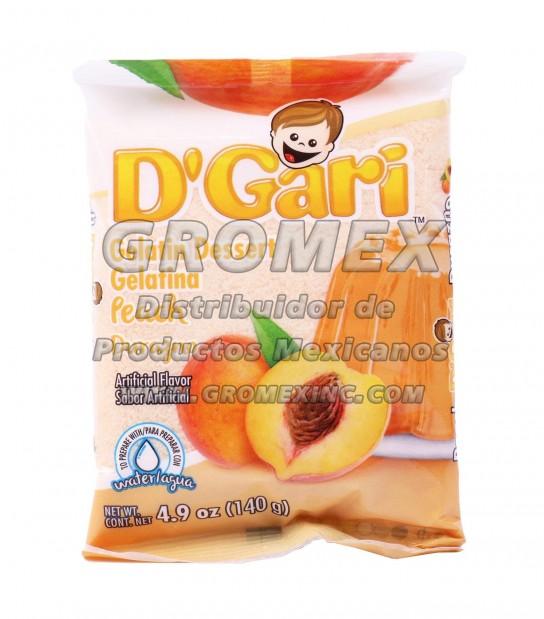 D'gari Agua Peach 24/4.9 oz
